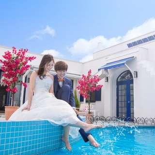 新登場☆2021夏満喫リゾートサマーウェディングプラン♪