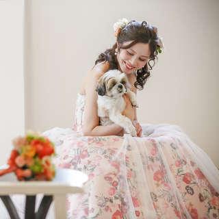Dog Lovers Weddingプラン