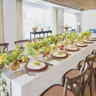 【家族婚応援】10名~の家族だけの挙式会食プラン!◇◆