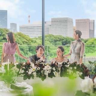 【2021年10~12月◆35万優待】WEDDINGプラン