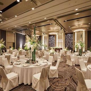 【2022春~夏おすすめ】神社挙式+ホテルでの披露宴プラン