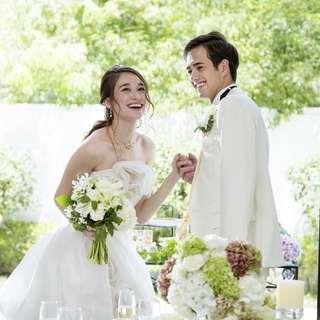 2回楽しめる結婚式♪日にちを変えて親族中心&友人中心の二部制