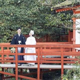 【レストランひらまつ高台寺】 ~京都神社式×披露宴プラン~