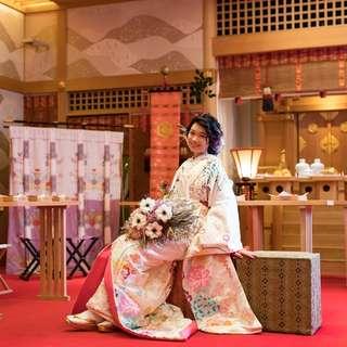 【神前式・和装での結婚式をお考えの方へ】和婚  ~絆~プラン