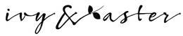 Ivy & Aster logo