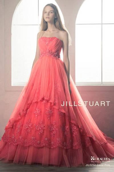 1枚目 JIL0252 Coral Pink