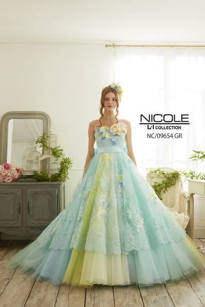2枚目 【NICOLE】 NC/09654 GR