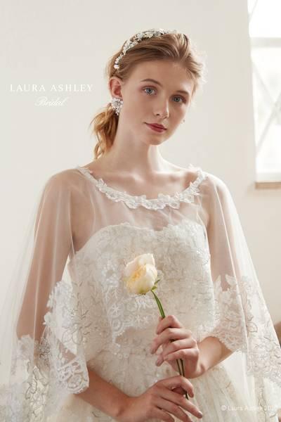 3枚目 LAURA ASHLEY Bridal LA92 ow