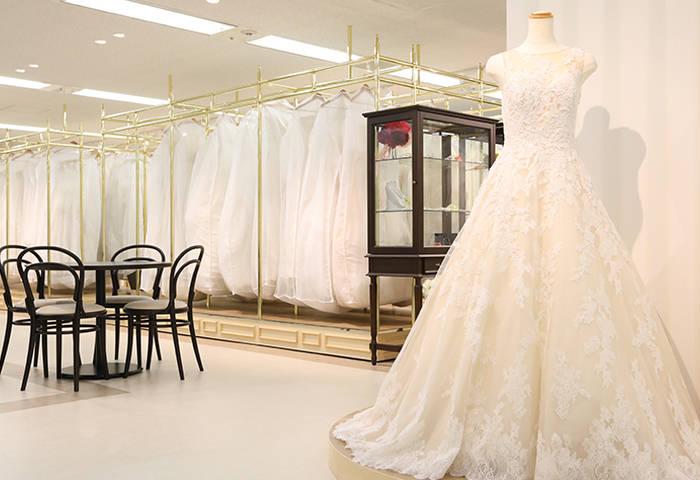 bridal house TUTU 名古屋店の画像
