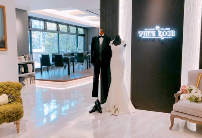 WHITE DOOR 青山店の画像