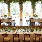 リストランテ・ディ・ヴィーノ ワインを楽しむレストランがコンセプトの邸宅!! 人々から愛され続け、穏やかで親しみのあるレストラン。 陽の光を感じながら大切なゲストとの温かい時間をお過ごし下さい
