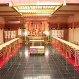 伝統ある神殿
