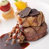 食材、ソースからこだわったホテルオークラ自慢の婚礼料理をぜひ一度お確かめください!