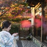 秋には紅葉が広がり前写しスポットとしても人気