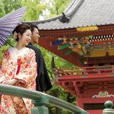 【根津神社】東京十社のうちのひとつ、根津神社で挙げる厳かな結婚式