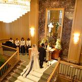 オークラだからこそ叶う、上質なホテルウエディングをご案内!