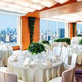 42階シリウスは開放感あふれる披露宴会場