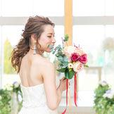 【ブーケ】花嫁様を更に美しく…