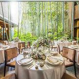 京都らしい庭を望む会場でアットホームなウェディングを