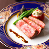 感動の和牛フィレ肉はブライダルフェアでご試食できます☆**