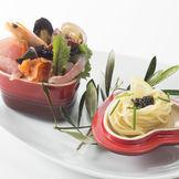 イタリアンコース 料理一例