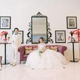誰もが映画の主人公のように輝く花嫁になれる
