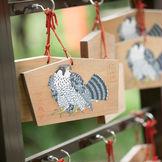 家康公の像は東京都重要文化財に指定されております