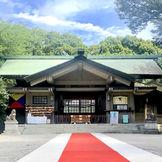 1万坪の自然に包まれた原宿の杜 東郷神社。