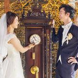 """川越のシンボル""""時の鐘""""を望む挙式会場で行うオリジナル挙式""""刻乃式"""" おふたりの新たなる時がハツネヤガーデンで始まりの時を告げる"""