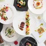 【料理】料理メニューはゲストの顔を思い浮かべながら自由に選べるフルチョイスメニュー