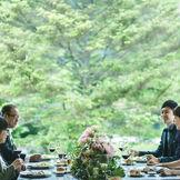 家族との会食