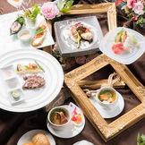 アーデンブリスシェフの渾身のコース料理はゲストに大好評!