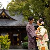 大宝年間に創建されたと伝えられる、「尾張名古屋の総鎮守」若宮八幡社での本格神前挙式を。