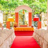 沖縄の伝統的な婚礼作法に則った琉球結婚式「りゅう婚」