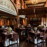 【Princesa】ウエディングのために造られた2フロア吹き抜けの特別なレストラン。
