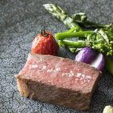 見た目にも美しい五感で味わうお料理をご提供いたします