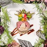ミシュランの星を獲得したシェフ監修のお肉料理