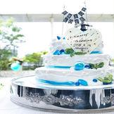 オリジナルケーキもご対応可能でございます。