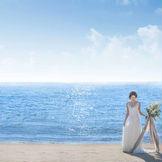 目の前に広がるサザンビーチを一望