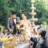 自由に満ちた時間で、ゲストの皆様とふれ合いながら楽しむ時間は  かけがえのないものとなります。