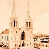 建立当時の布池教会