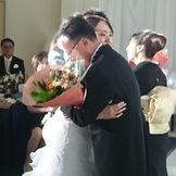 なかなか言えないお父さんへの感謝を伝えられるのも結婚式だからこそ。