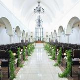 【グランダム―ル大聖堂】穏やかで、温かい、2人の人生が主役になる結婚式を