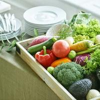 鮮度の良い食材を使用した絶品料理の数々でゲストをおもてなししよう