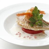 最高級おもてなしコース:魚料理