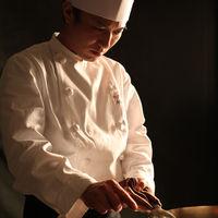 アンジュールハウスの料理長松岡