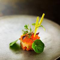 KOTOWA自慢の大和フレンチは奈良の食材をふんだんに使った創作フレンチ。その時期に取れる美味しい食材を使用していきます