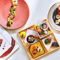 和洋折衷のコースなので、 ゲストも安心!ご年配のゲストが喜ぶお料理に。