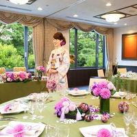 2013年8月に改装し生まれ変わりました♪少人数の会食から30名様までのご披露宴にピッタリのお部屋です☆