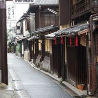 少し外れると古都奈良の街並みがすぐ近くに…ゲストも都会の騒がしい雰囲気から一気に現実を忘れる雰囲気に引き込まれます